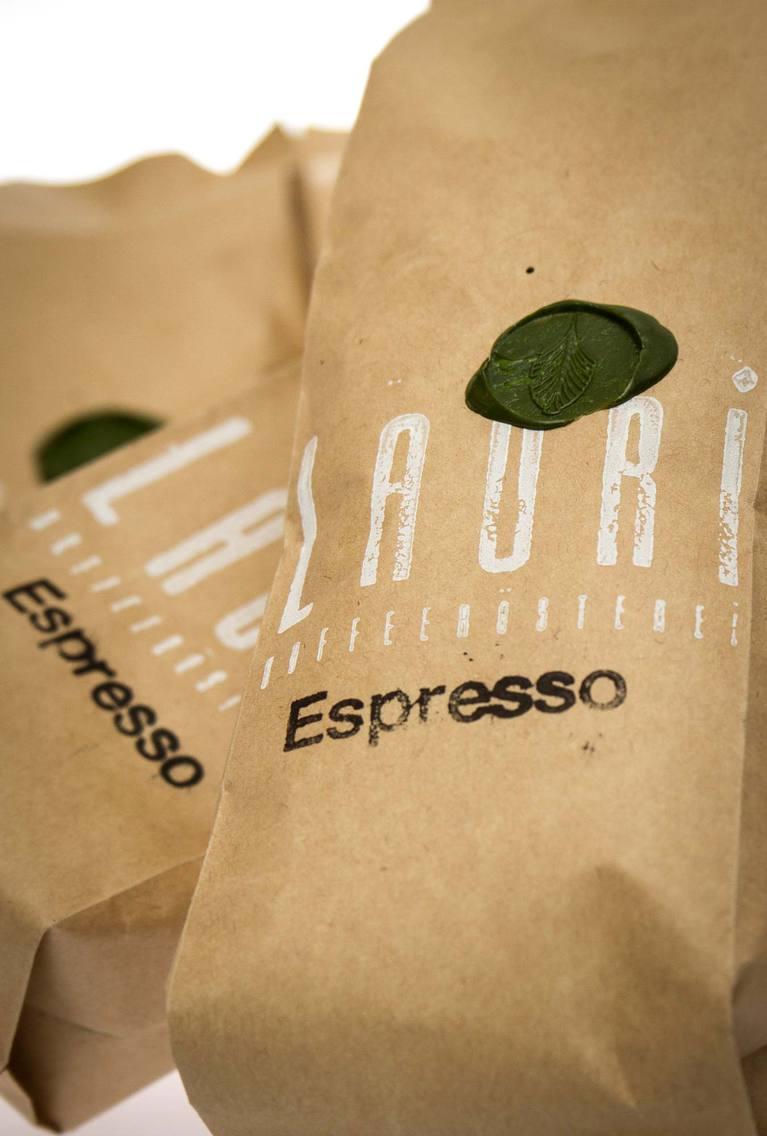 Espressobohnen von Lauri in Mannheim